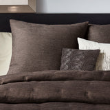 Donna Karan Radiance Quilt Collection Charcoal