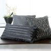 Donna Karan Moonscape Abstract Beaded Decorative Pillow