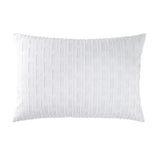 DKNY Refresh Duvet Bedding Collection white sham