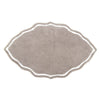 John Robshaw Signature Bath Rug Collection Grey