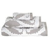 John Robshaw Khoma Grey Towel Collection