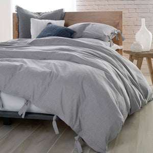 DKNY PURE Stripe Duvet Collection