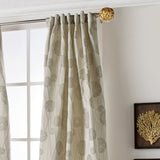Michael Aram Lily Pad Curtain Panel