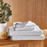 Wellbe Refresh Charcoal Towel Set 4-pack