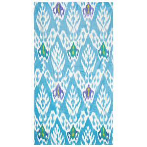 John Robshaw Umida Beach Towel CollectionBlue