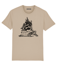 Load image into Gallery viewer, Industrial Turtle - Unisex T-Shirt