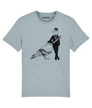 Load image into Gallery viewer, Gentleman Pigeon - Unisex T-Shirt