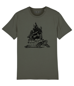Industrial Turtle - Unisex T-Shirt