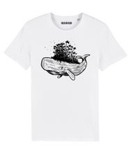 Load image into Gallery viewer, Forest Whale - Unisex T-Shirt