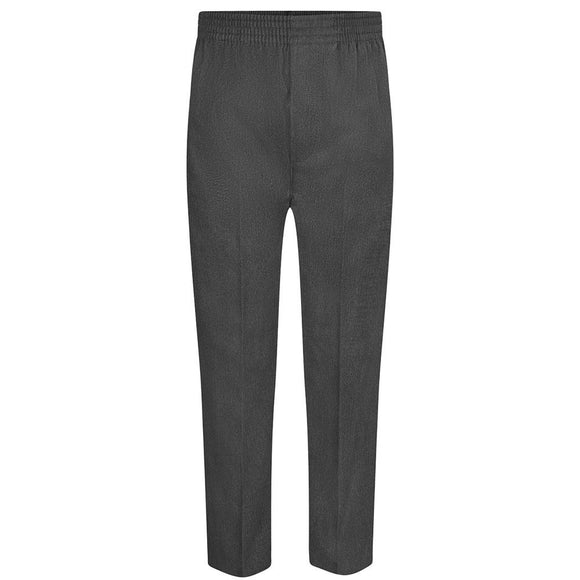 Zeco All Round Elastic Pull Up Trousers BT3046
