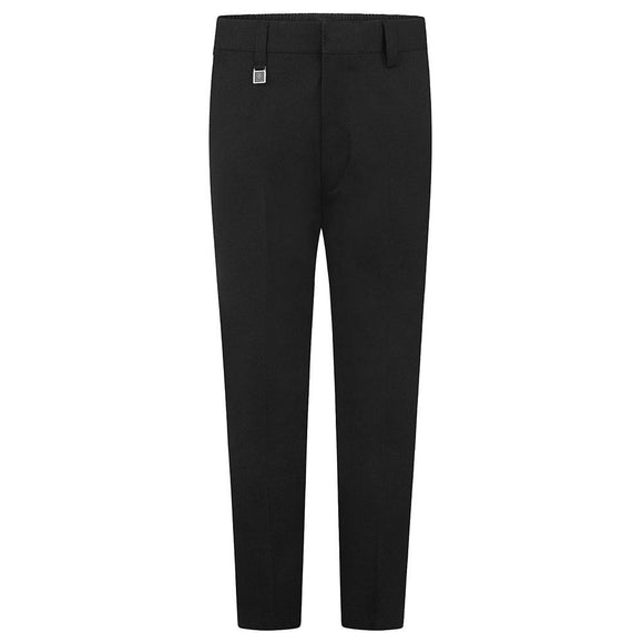 Zeco Slim Fit Half Elastic Trousers BT3051