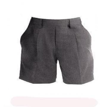 Grey Banner Boys Shorts