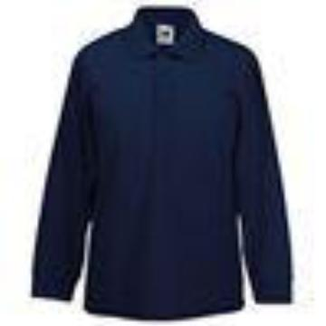 Dobcroft Infant Long Sleeve Polo Shirt