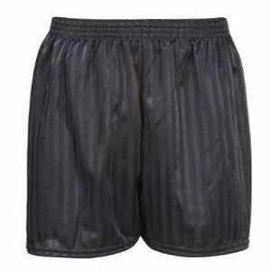 High Green Black PE Shorts