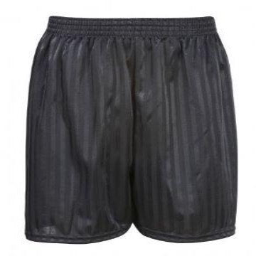 Brampton Primary  Black PE Shorts