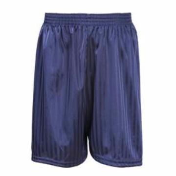 St John Navy PE Shorts