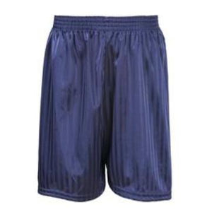 John T Rice Navy PE Shorts