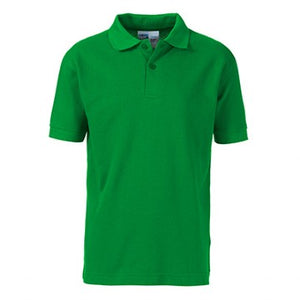 John T Rice Infant Poloshirt with Logo