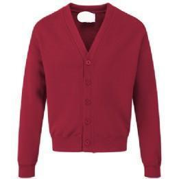 Pattishall Primary Sweatcardigan with Logo