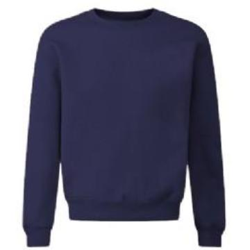 Brockwell Junior Crew Neck Sweatshirt with Logo