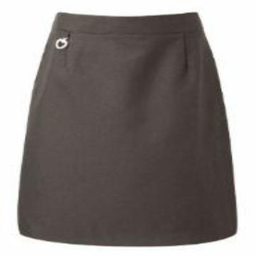 Innovation Girls Grey Straight skirt
