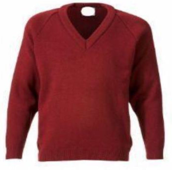 Darley Churchtown Knitted Jumper with Logo