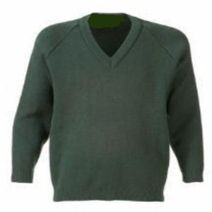 Whittlebury Bottle Knitted Jumper with Logo