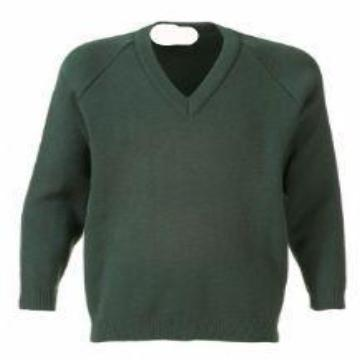 Gayton Bottle Knitted Jumper with Logo
