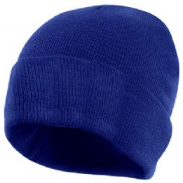 Gilbert Heathcote Royal Knitted Hat with Logo