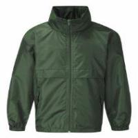 Mini Explorers Lightweight Jacket with Logo