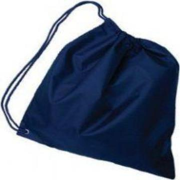 Teversham Navy PE Bag with Logo