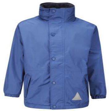 Whitecotes Royal Reversible Jacket with Logo