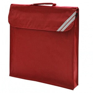 School Order High Green Despatch Bag with Logo