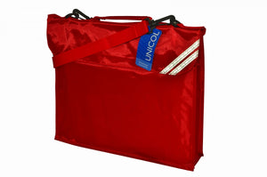Colville Primary Red Despatch Bag with Logo