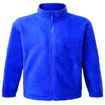 Abercrombie STAFF Royal Fleece with Logo
