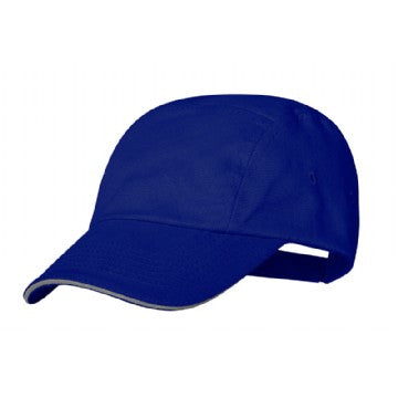 Flore Pre School Baseball Cap in Royal with Logo