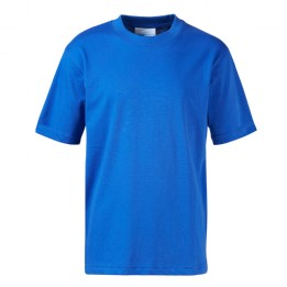 Dobcroft Pre School Royal Teeshirt with Logo