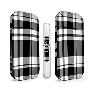 The classic case grain portable decal skin sticker for IQOS Electronic Cigarette