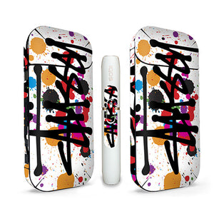 Vinyl Decal Protective Skin Cover Sticker for IQOS 2.4PLUS -0236