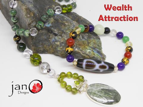 What is wealth attraction? How do I increase my financial opportunities?