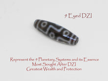 Load image into Gallery viewer, Moonstone with DZI Bracelet - Healing Gemstones