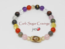 Load image into Gallery viewer, Curb Sugar Cravings - Healing Gemstones