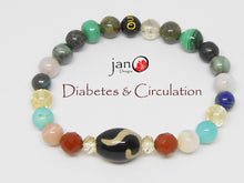 Load image into Gallery viewer, Diabetes and Circulation - Healing Gemstones