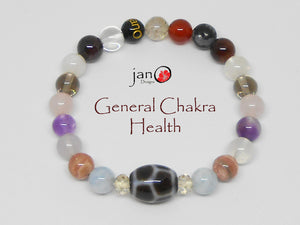 General Chakra Health - Healing Gemstones