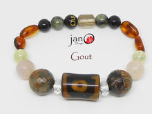 Load image into Gallery viewer, Gout - Healing Gemstones