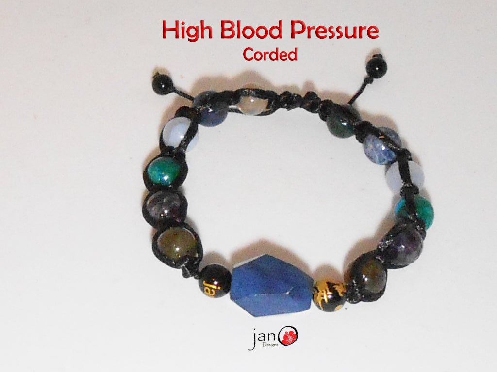 High Blood Pressure - Corded 8