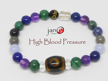 Load image into Gallery viewer, High Blood Pressure - Healing Gemstones