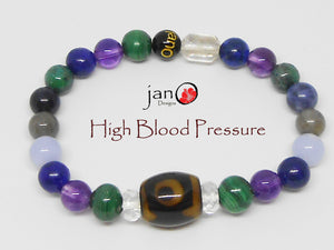 High Blood Pressure - Healing Gemstones