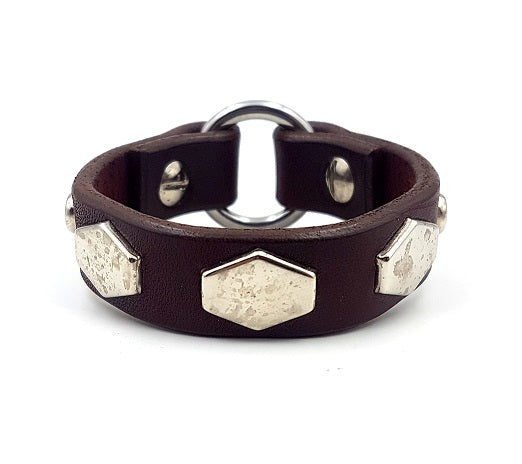 The ID Collar (Studded 23cm)