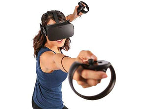 Rainmaker Eco XL Virtual Reality Ready Set Unleash the amazing Virtual Reality experience with your Rainmaker Cryptocurrency mining system, pairing the Crypto-Gamer system with the bleeding edge headset, controllers and a dedicated VR Ready GPU. Enjoy the latest bundled VR enabled games and expand your collection by purchasing the hottest titles available at the online marketplace.